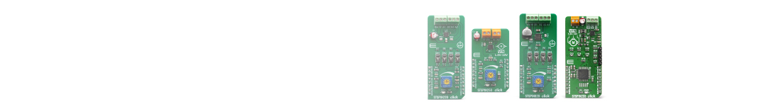 STSPIN Click boards™ simplify motor control projects