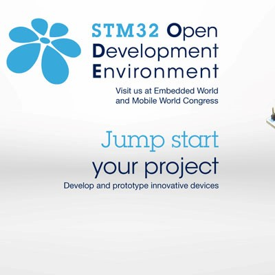 STM32 Ooen Development Environment to jump start your project