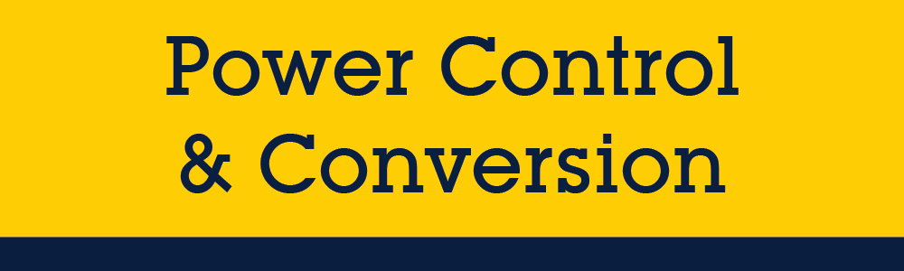 Power Control & Conversion
