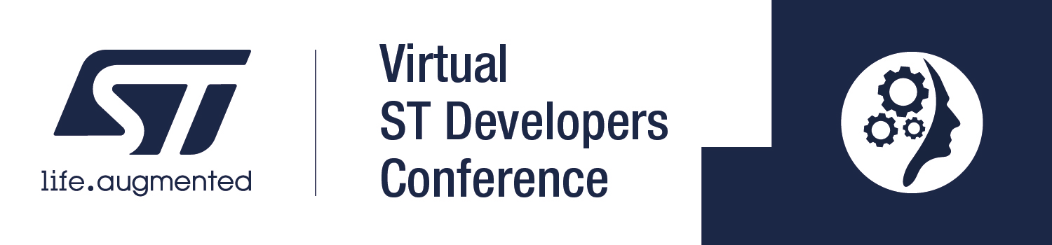 ST Virtual Developers Conference 2020