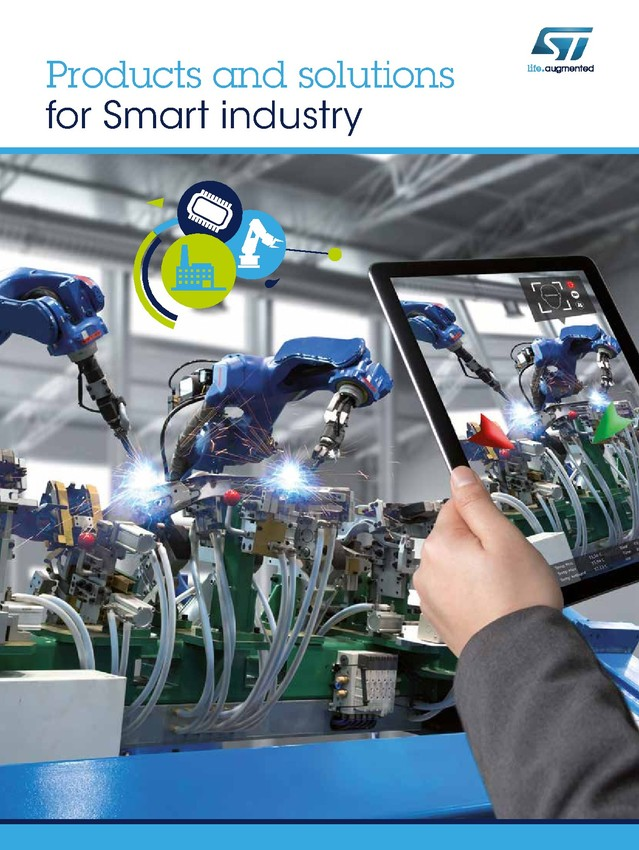 Products and solutions for Smart industry