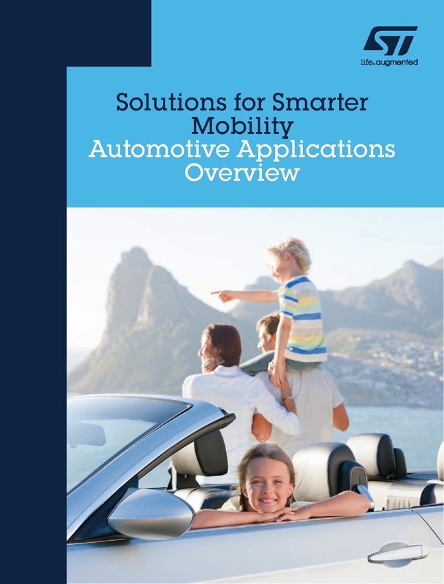 Automotive Applications Overview
