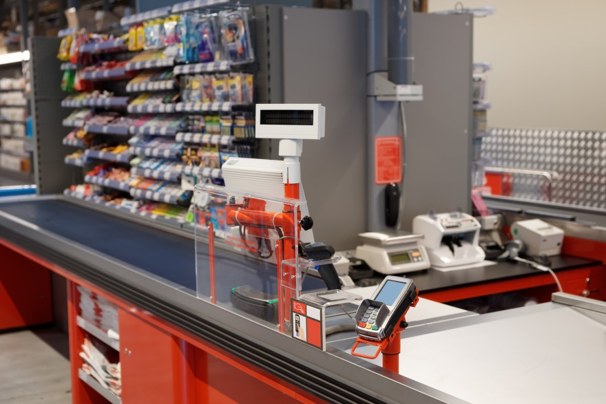 Electronic Point of Sale ePOS