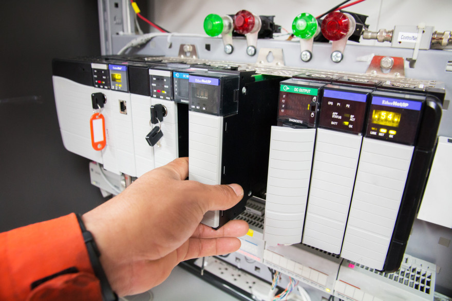 Plcprogrammable Logic Controller