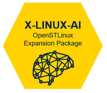 X-LINUX-AI STM32 MPU OpenSTLinux Expansion Package