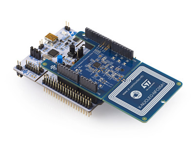 nfc nucleo expansion development board