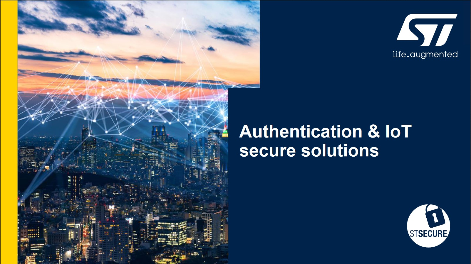 Authentication & IoT secure solutions