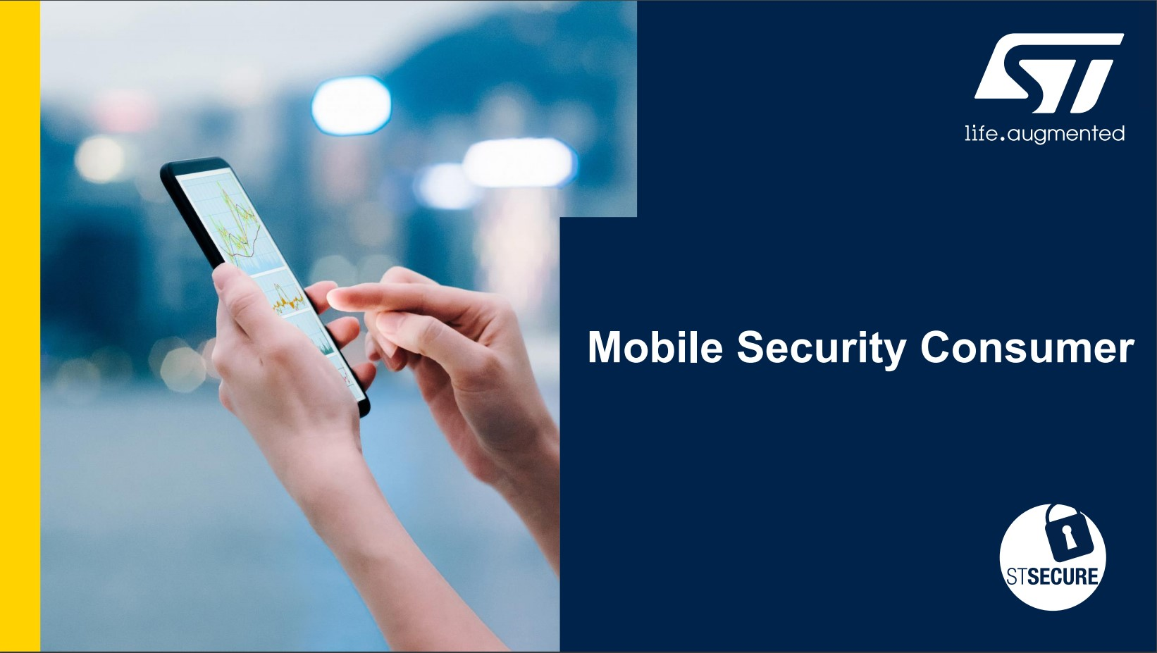 Mobile security consumer solutions