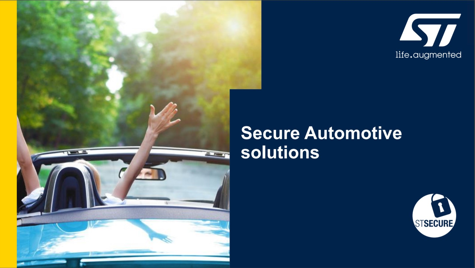 Secure Automotive Solutions
